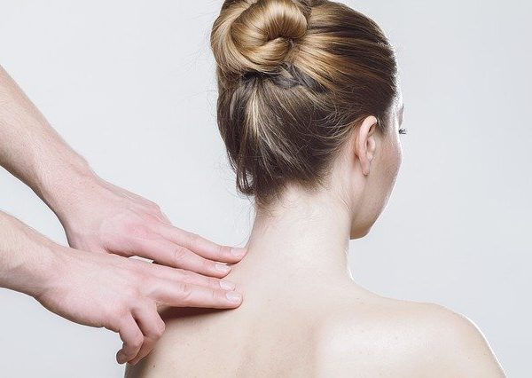 masaż ciało